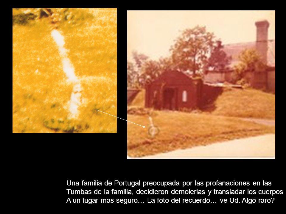 Una familia de Portugal preocupada por las profanaciones en las