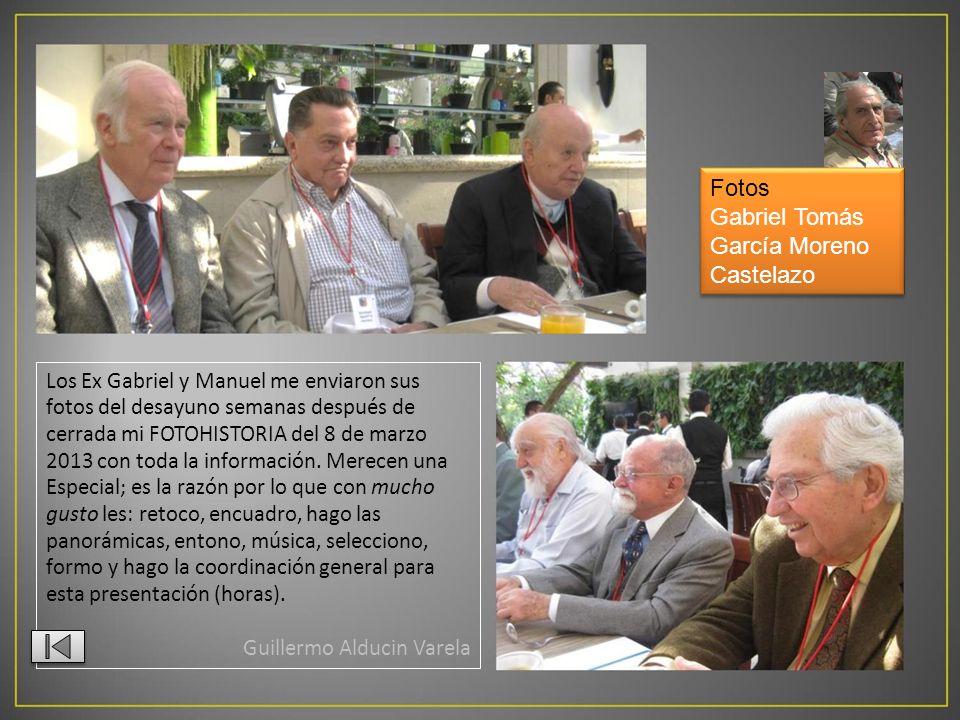 Gabriel Tomás García Moreno Castelazo