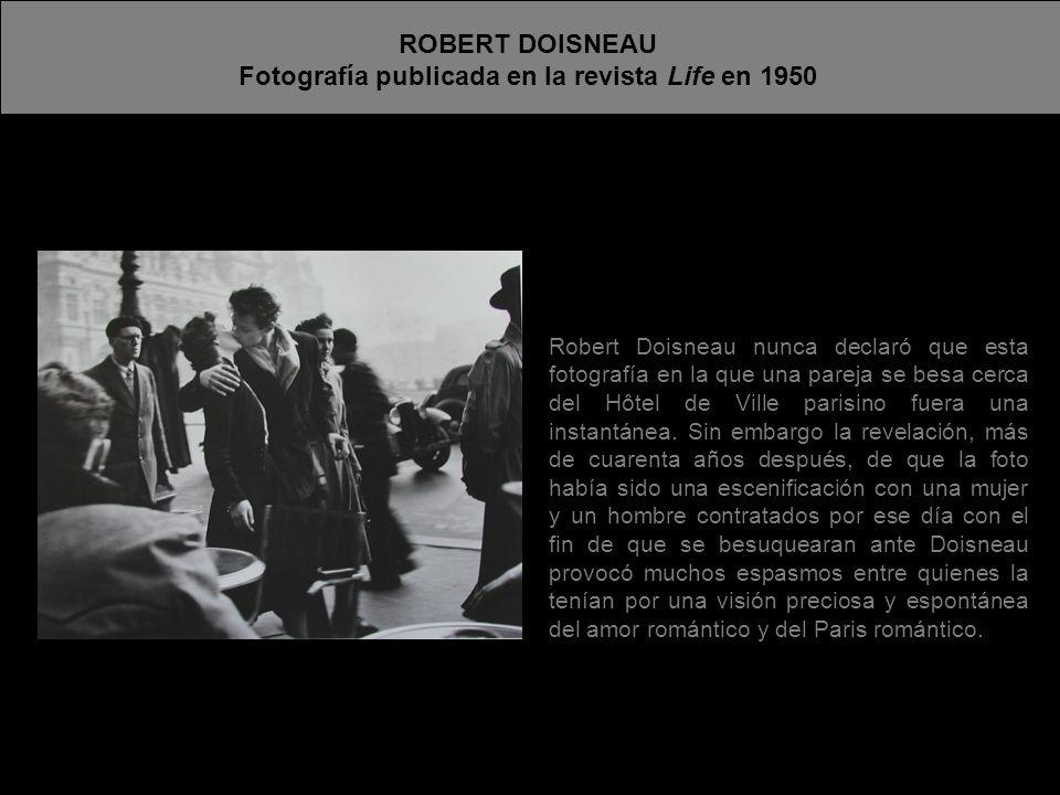 Fotografía publicada en la revista Life en 1950