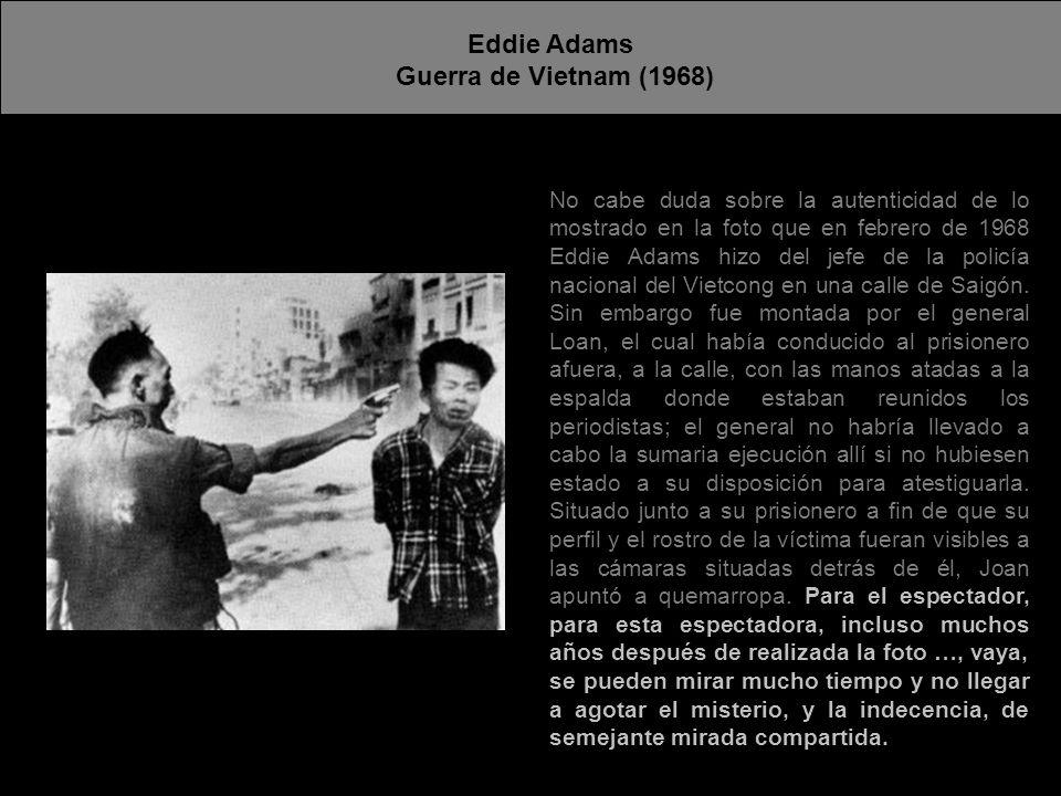 Eddie Adams Guerra de Vietnam (1968)