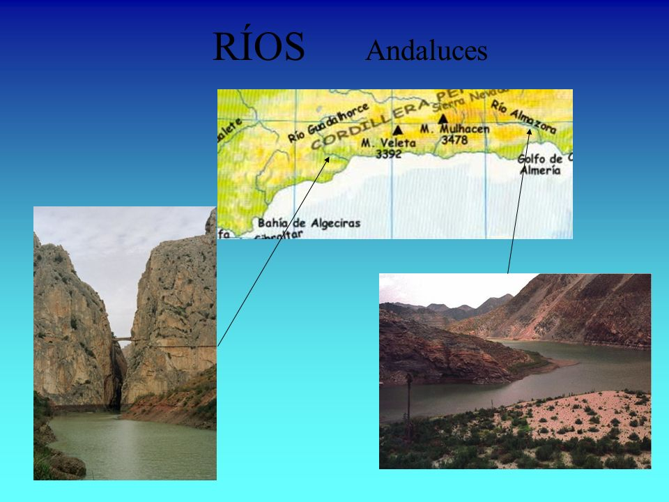 RÍOS Andaluces