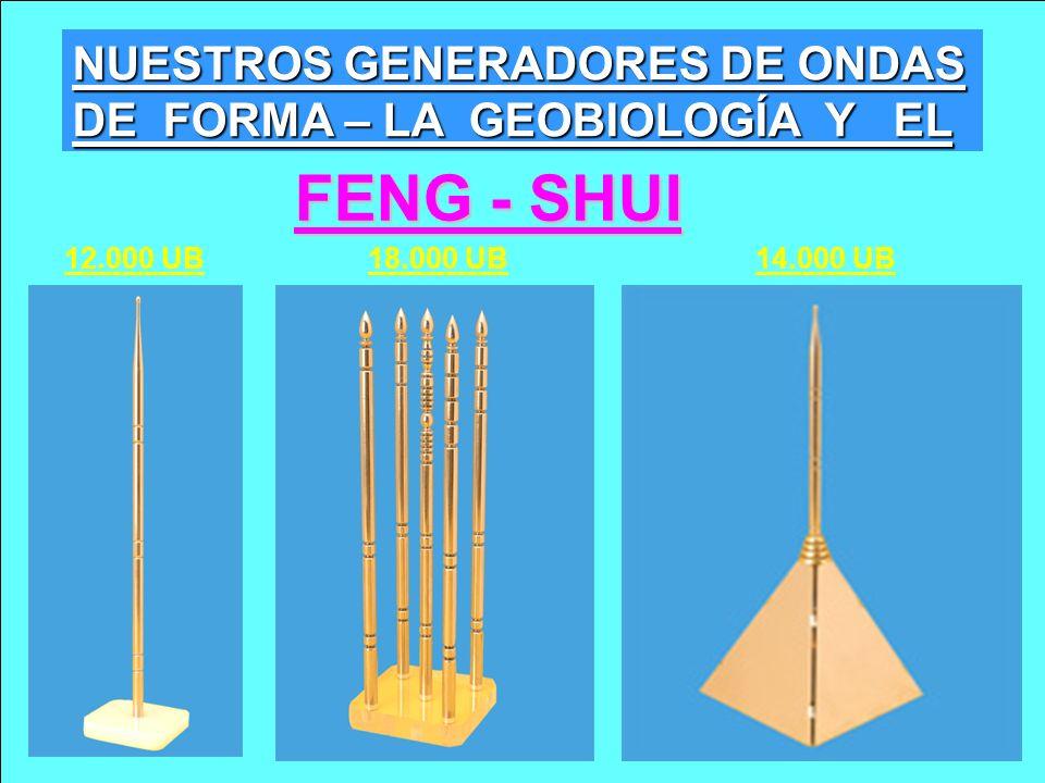 NUESTROS GENERADORES DE ONDAS DE FORMA – LA GEOBIOLOGÍA Y EL