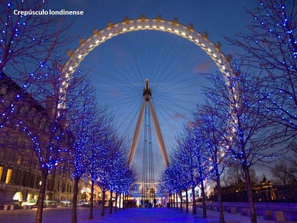 Crepúsculo londinense