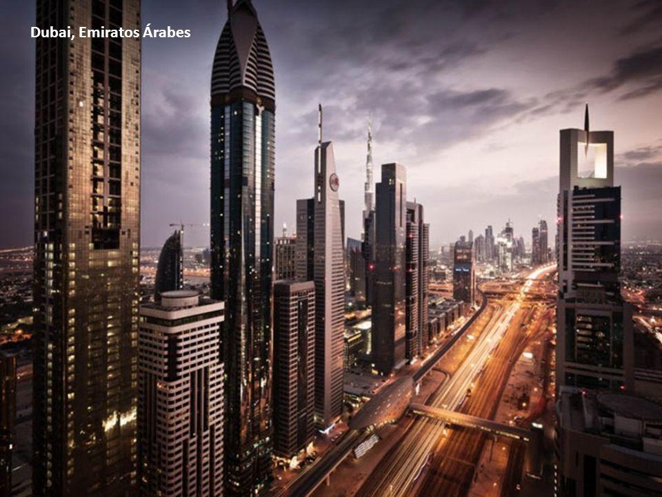 Dubai, Emiratos Árabes