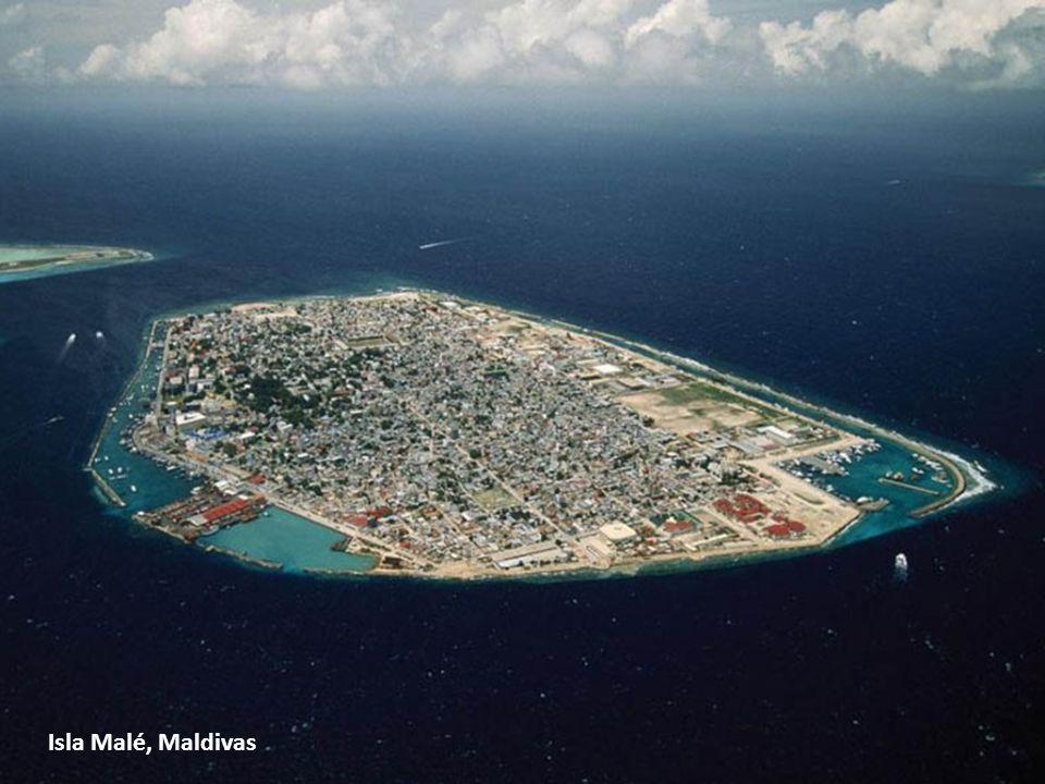Isla Malé, Maldivas