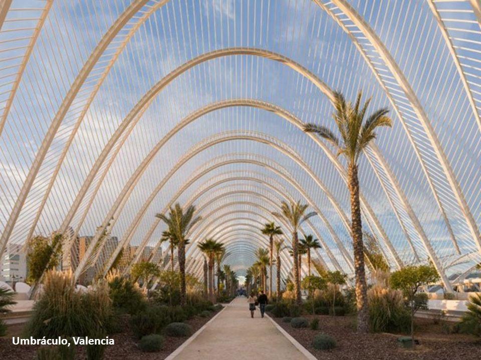 Umbráculo, Valencia