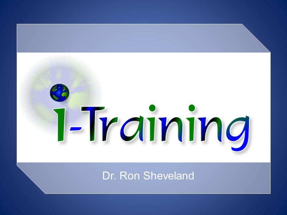 Dr. Ron Sheveland