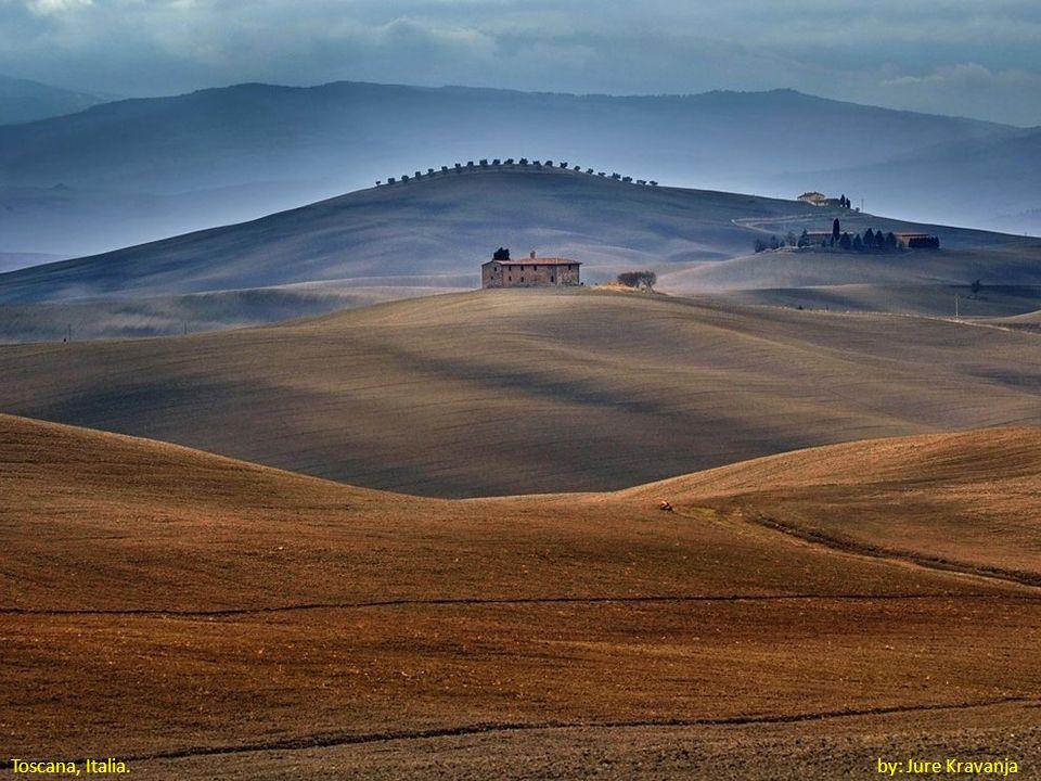 Toscana, Italia. by: Jure Kravanja