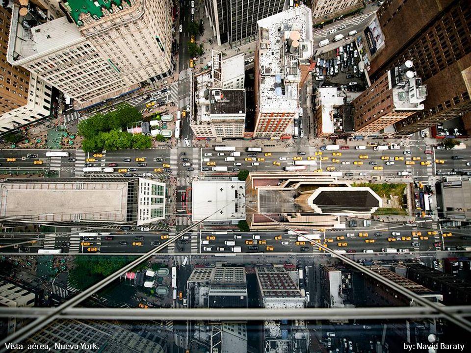 Vista aérea, Nueva York. by: Navid Baraty