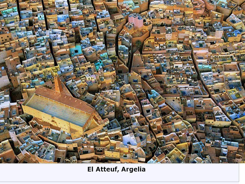 El Atteuf, Argelia