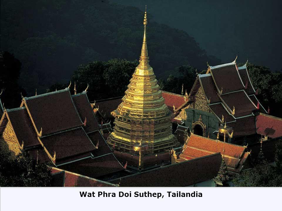 Wat Phra Doi Suthep, Tailandia