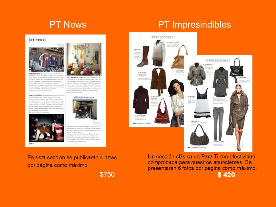 PT News PT Impresindibles