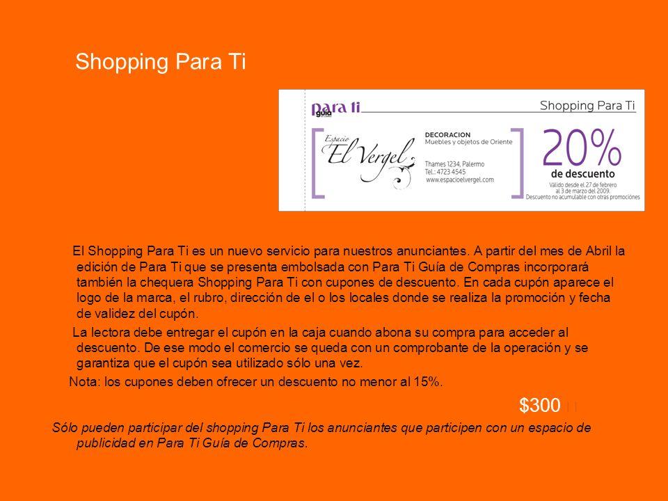 Shopping Para Ti