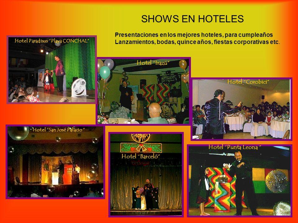 Hotel Paradisus Playa CONCHAL Hotel San José Palacio