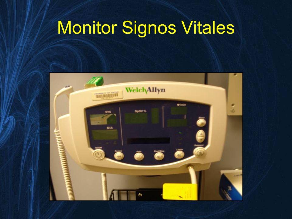Monitor Signos Vitales