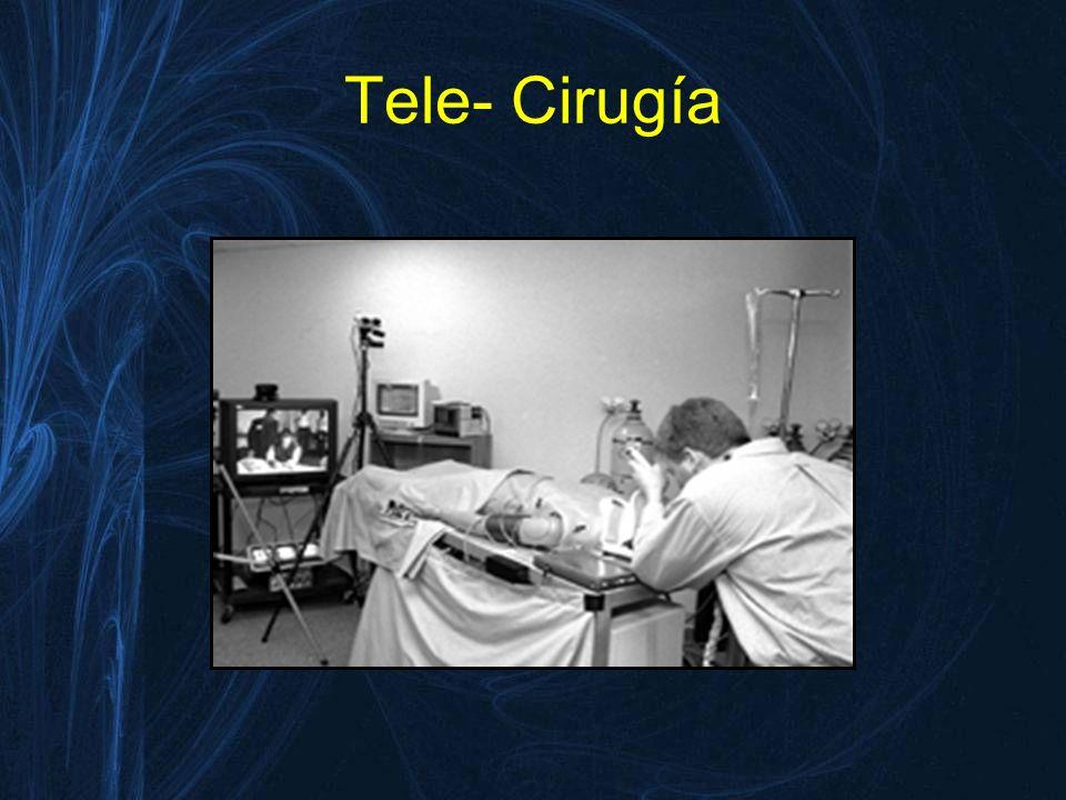 Tele- Cirugía