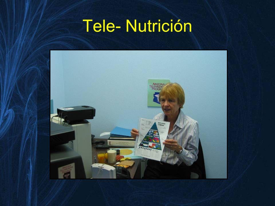 Tele- Nutrición