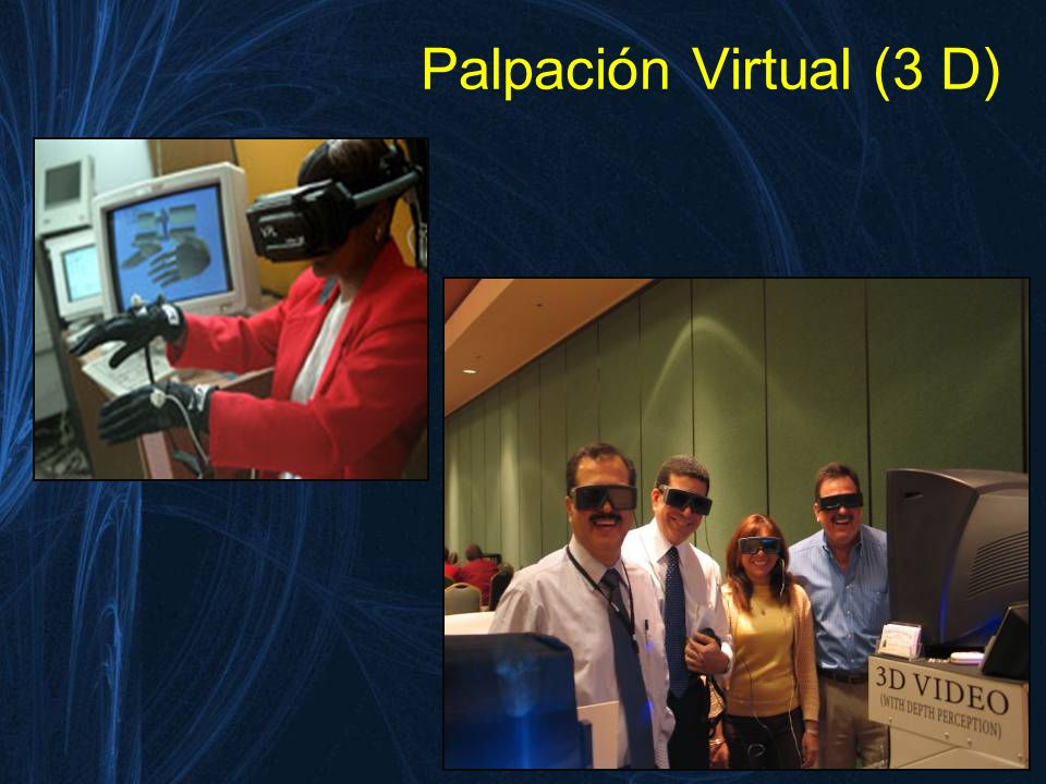 Palpación Virtual (3 D)