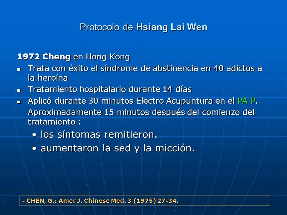 Protocolo de Hsiang Lai Wen