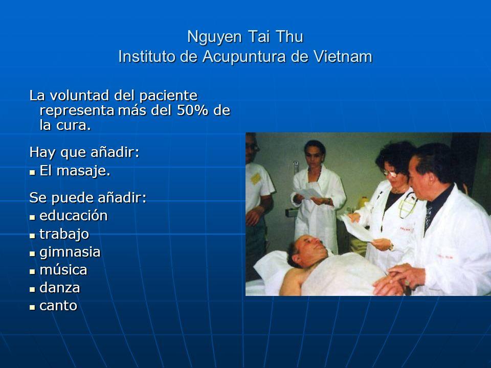 Nguyen Tai Thu Instituto de Acupuntura de Vietnam