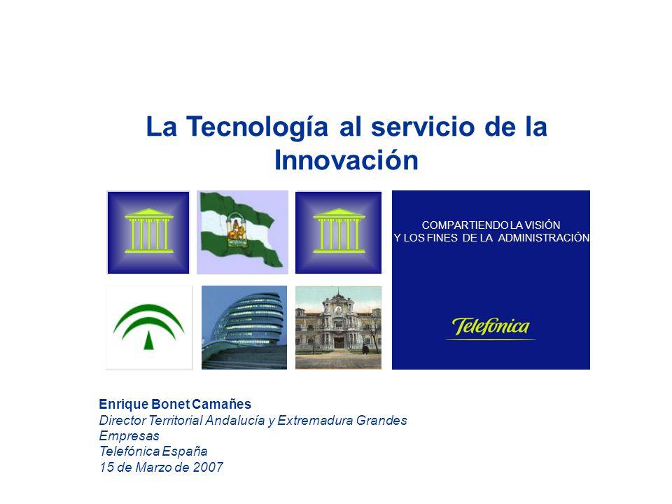 La Tecnología al servicio de la Innovación