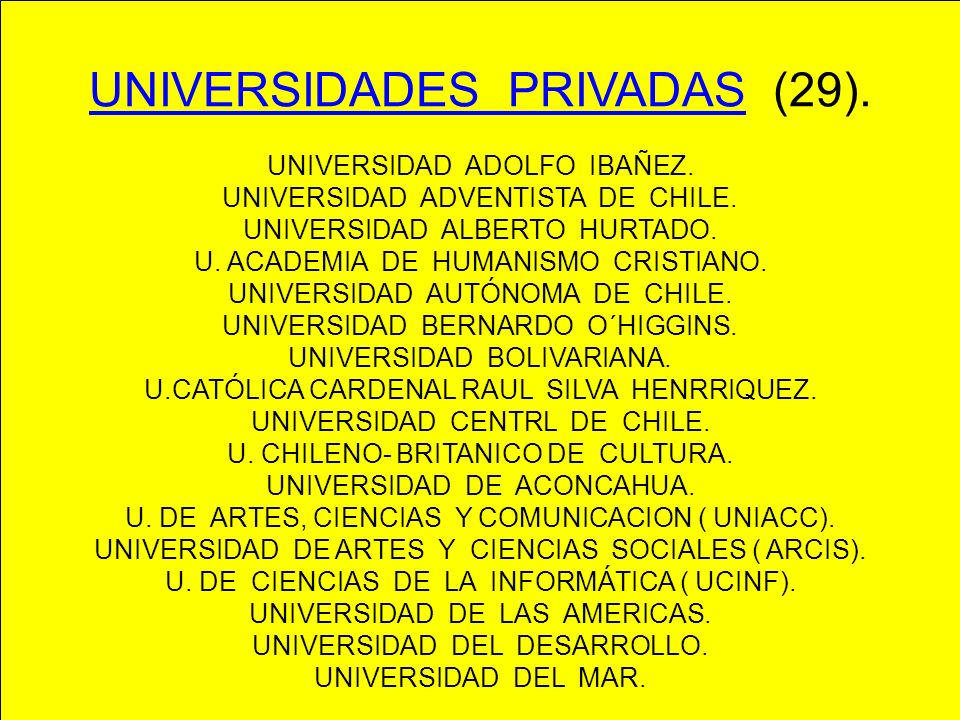 UNIVERSIDADES PRIVADAS (29).