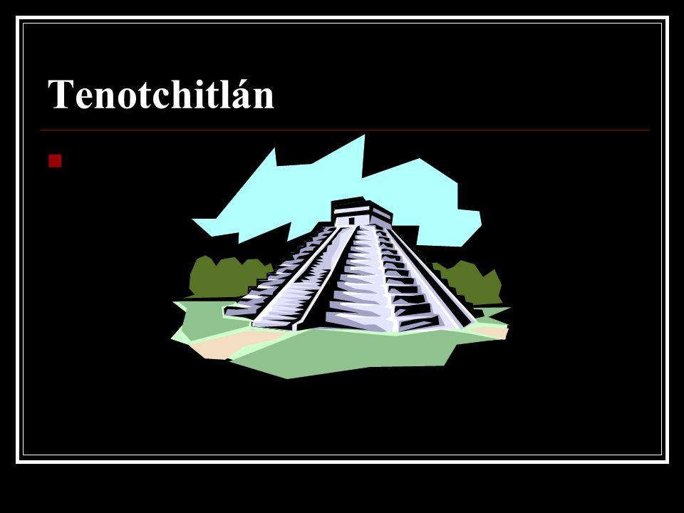 Tenotchitlán