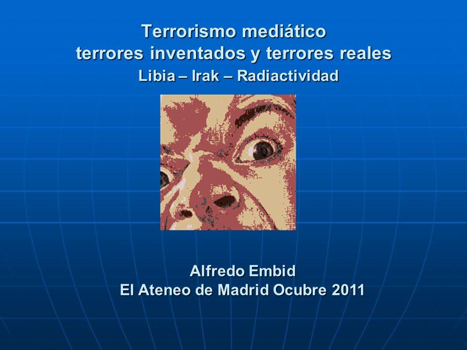 Alfredo Embid El Ateneo de Madrid Ocubre 2011