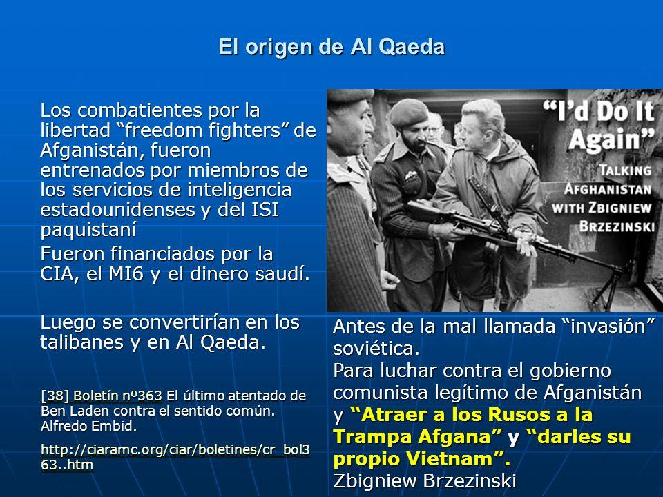 El origen de Al Qaeda