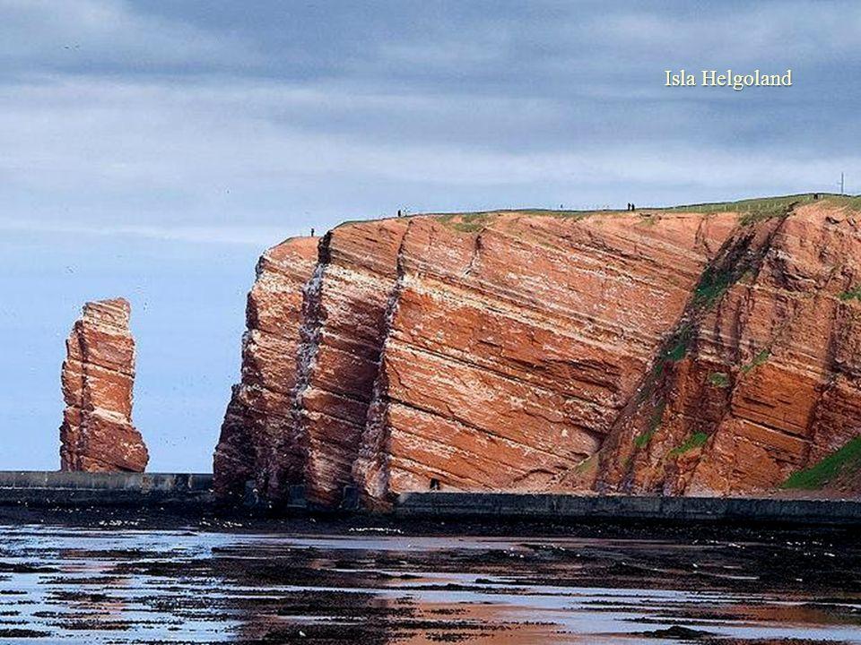 Isla Helgoland