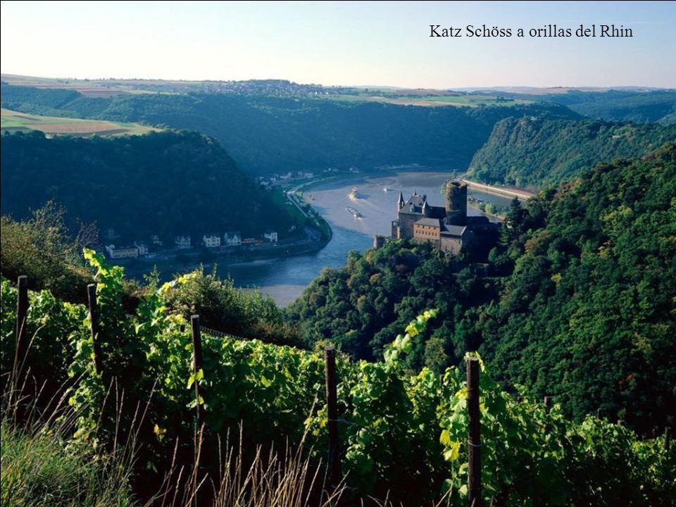 Katz Schöss a orillas del Rhin