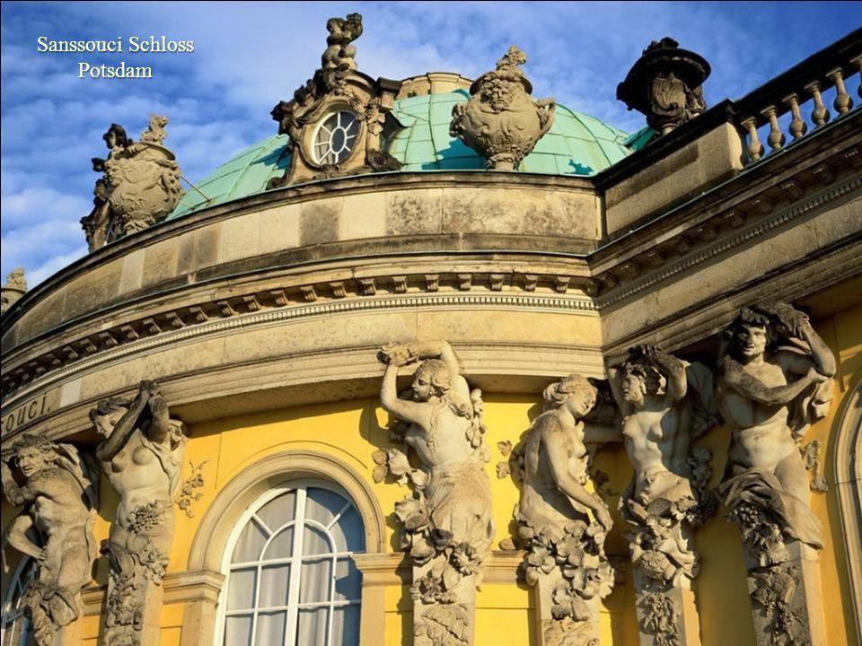 Sanssouci Schloss Potsdam