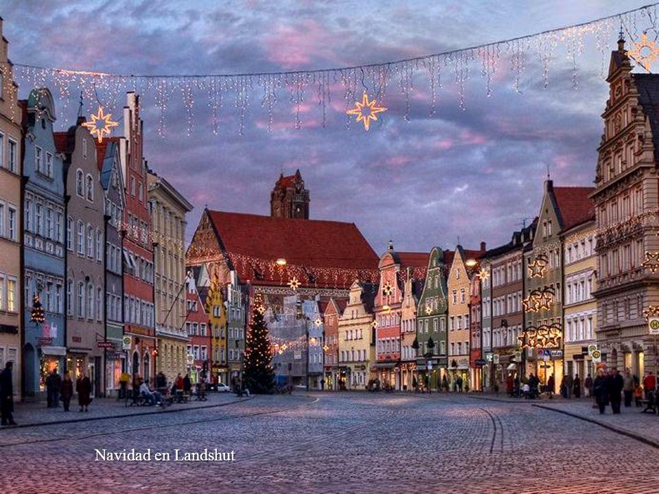Navidad en Landshut