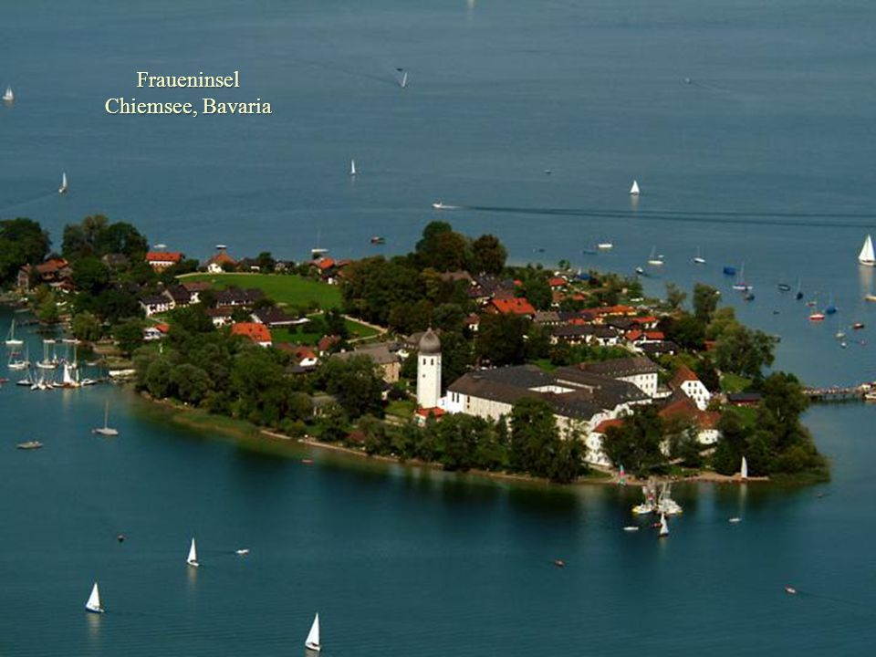Fraueninsel Chiemsee, Bavaria