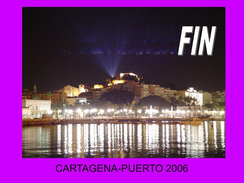 FIN CARTAGENA-PUERTO 2006