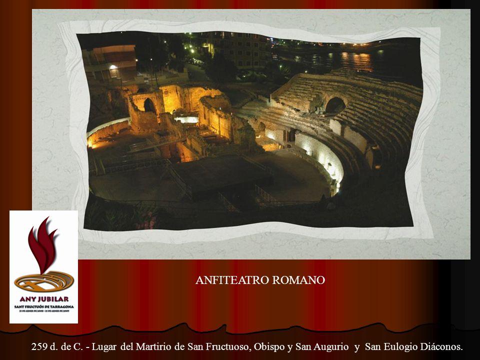 ANFITEATRO ROMANO 259 d. de C.