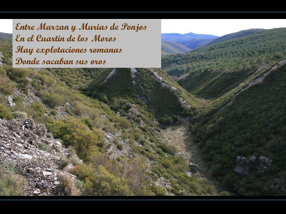 Entre Marzan y Murias de Ponjos