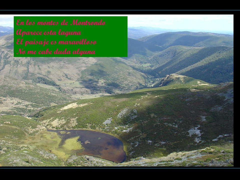 En los montes de Montrondo