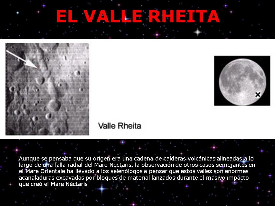 EL VALLE RHEITA
