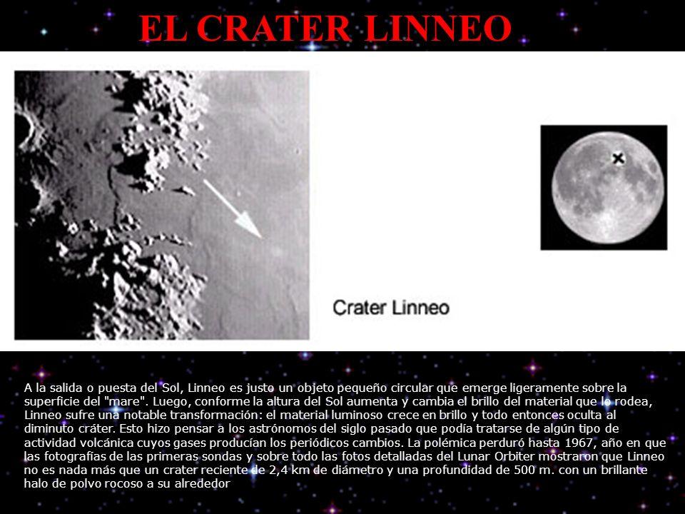 EL CRATER LINNEO