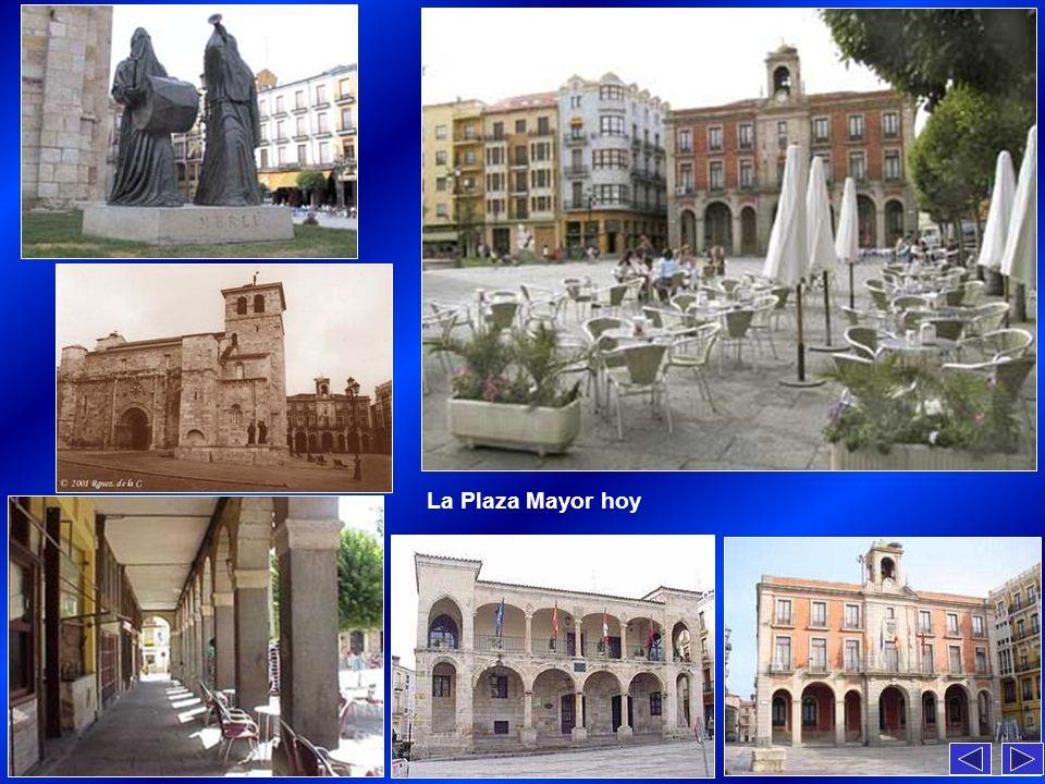 La Plaza Mayor hoy