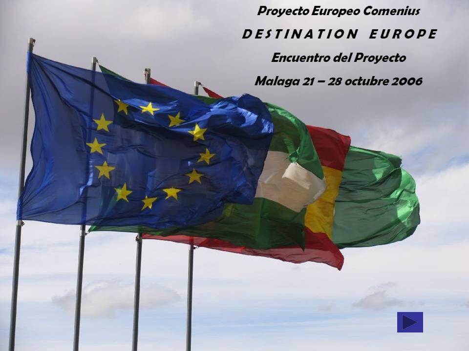 Proyecto Europeo Comenius Encuentro del Proyecto