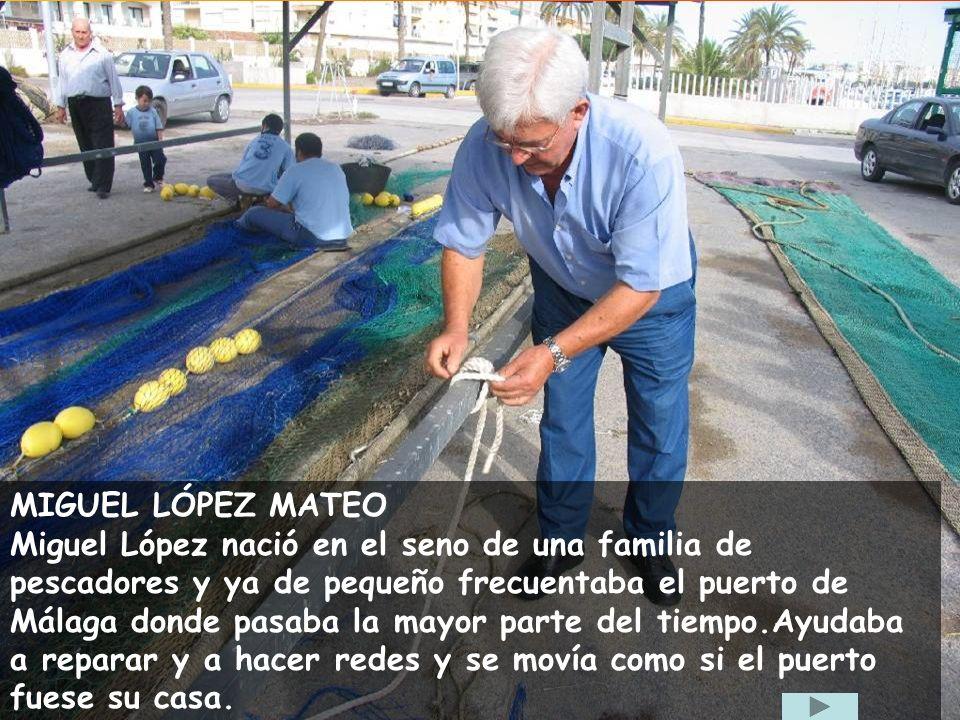 MIGUEL LÓPEZ MATEO