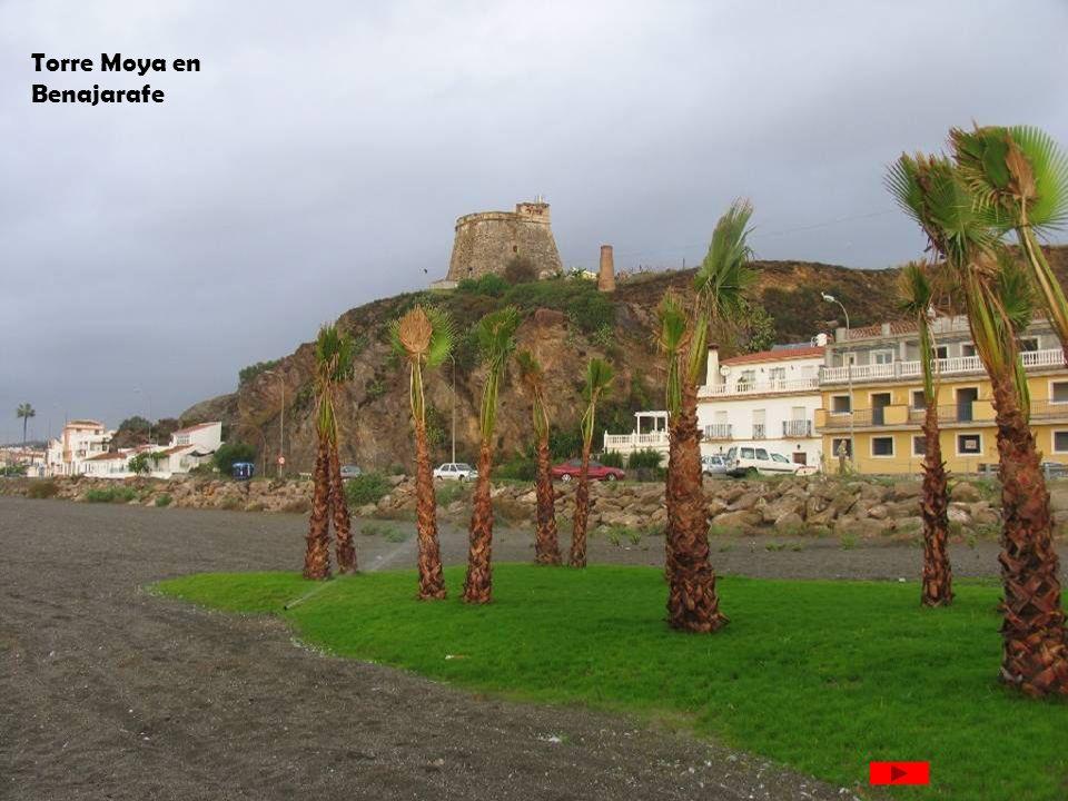 Torre Moya en Benajarafe