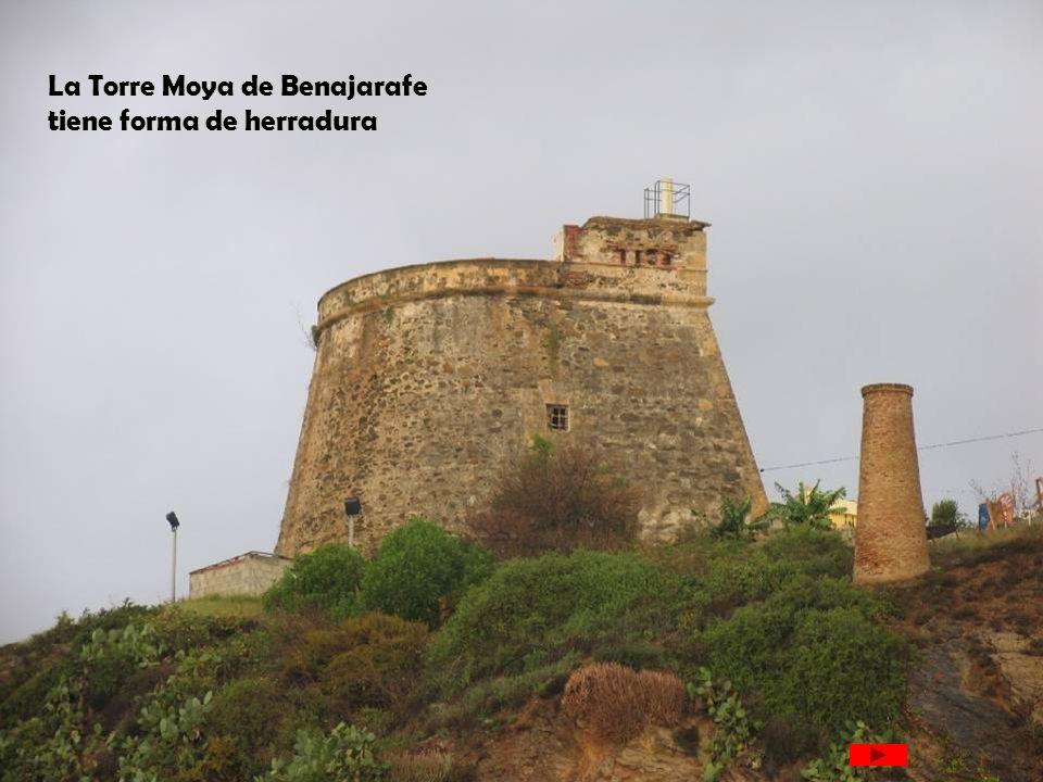 La Torre Moya de Benajarafe
