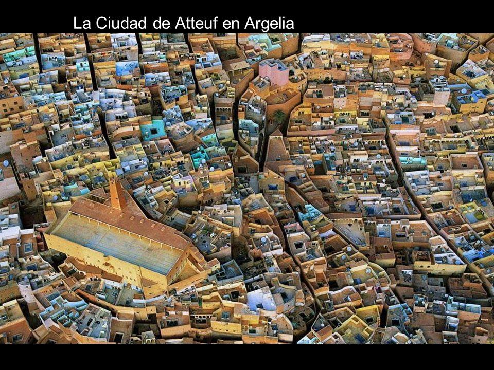 La Ciudad de Atteuf en Argelia