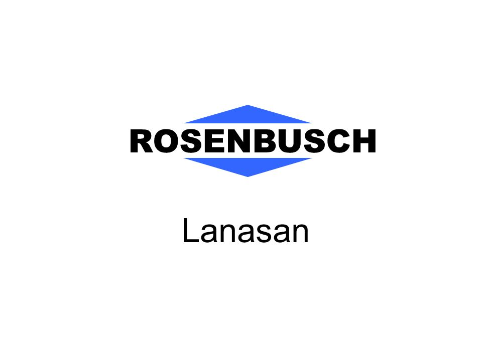 ROSENBUSCH Lanasan