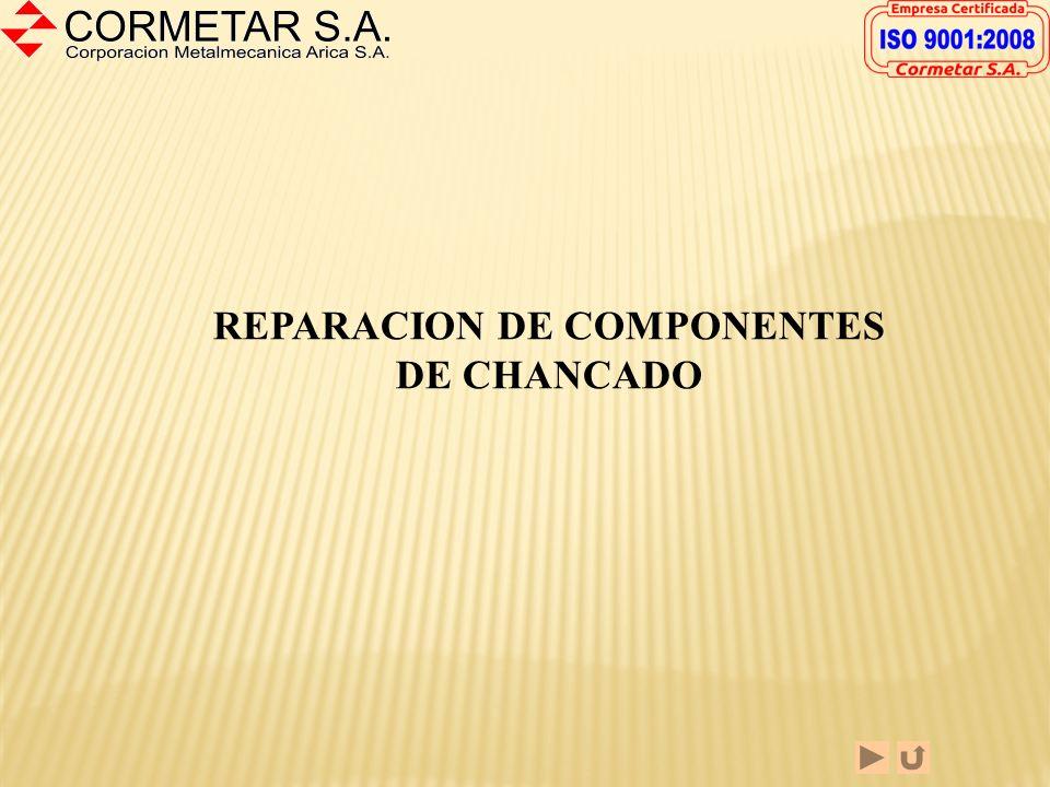 REPARACION DE COMPONENTES