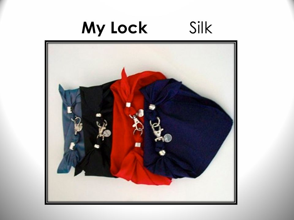 My Lock Silk