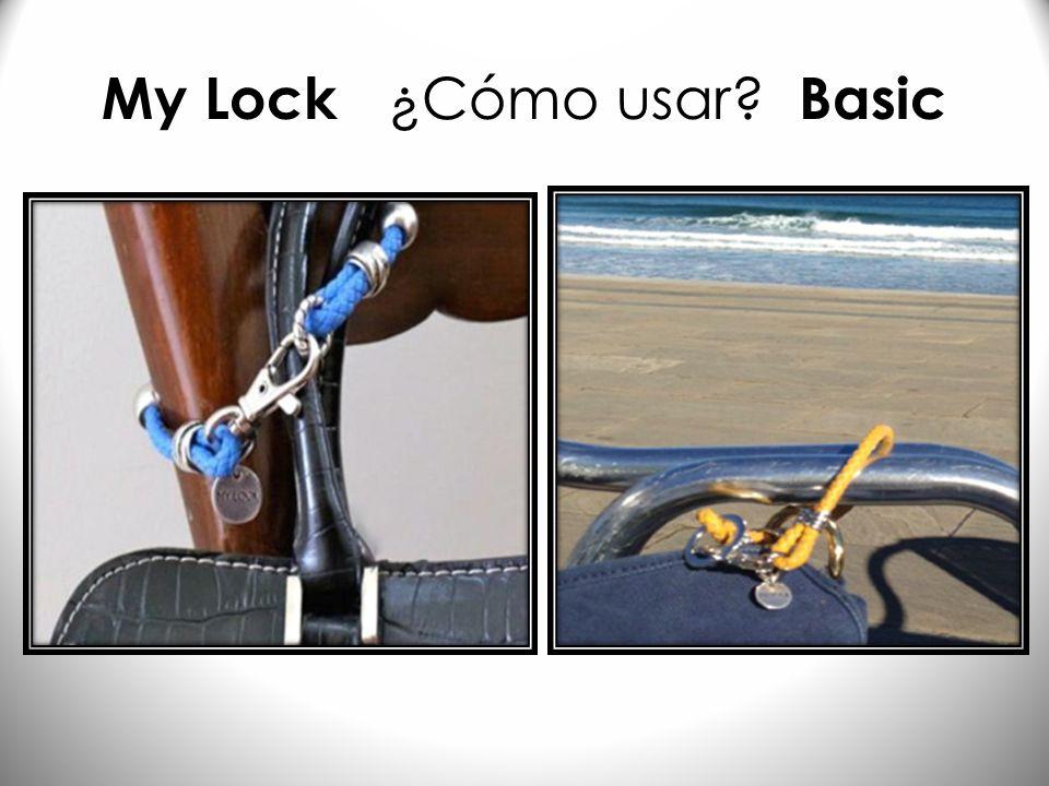 My Lock ¿Cómo usar Basic